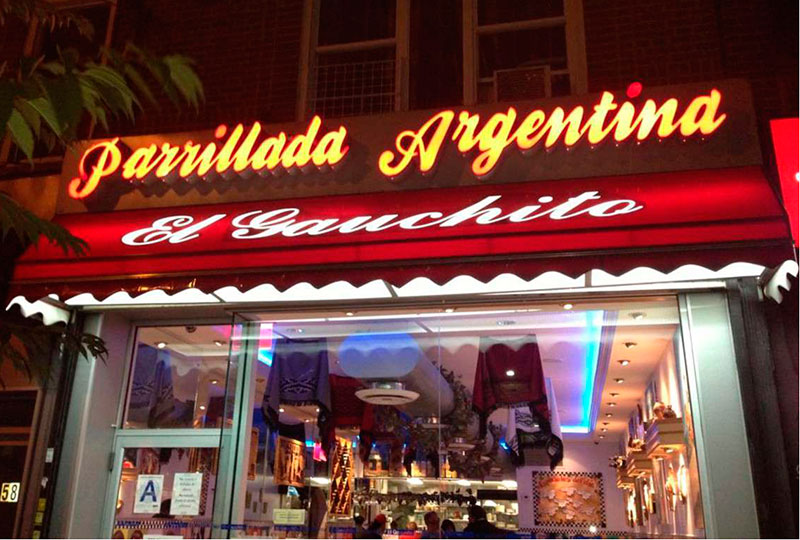 Our Restaurant Argentine Style